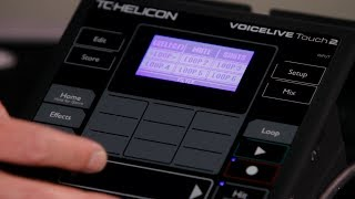 Product Spotlight - TC Helicon VoiceLive Touch 2 Effects Processor