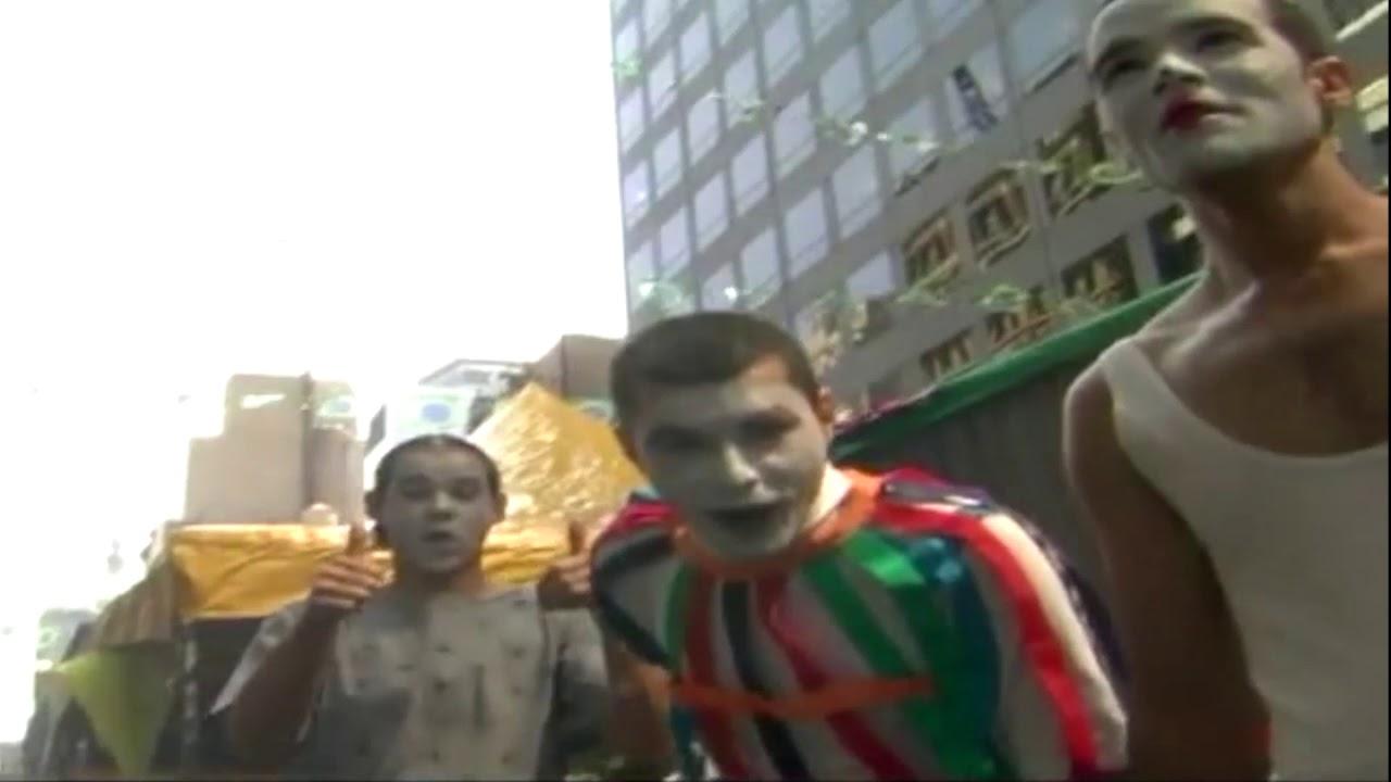 Hierofante 25 anos - No Brazilian Day Nova Iorque 2009