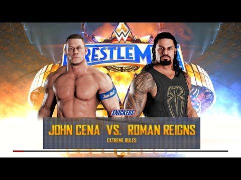 WWE 2K18 On