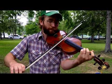 2017 West Virginia Fiddle Contest Winner