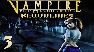Vampire: The Masquerade - Bloodlines   PC/Gameplay/Full HD   #03 Biss nach Santa Monica