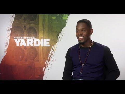 Yardie : Aml Ameen on working on Idris Elba's directorial debut