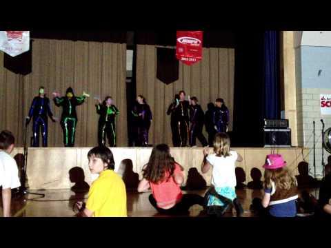 Tinicum School Variety Show Teacher's Grand Finale 2013