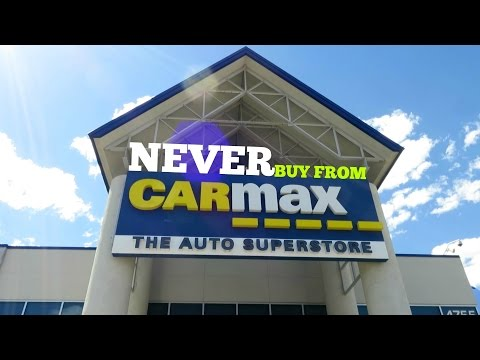 NEVER BUY FROM CARMAX | DAY 322