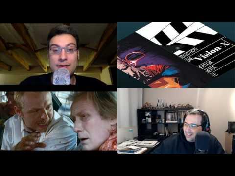 Vision-X Épisode 41: Shaun of the Dead