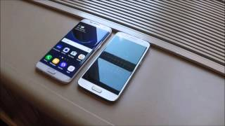Preview MWC : Samsung Galaxy S7 / S7 Edge