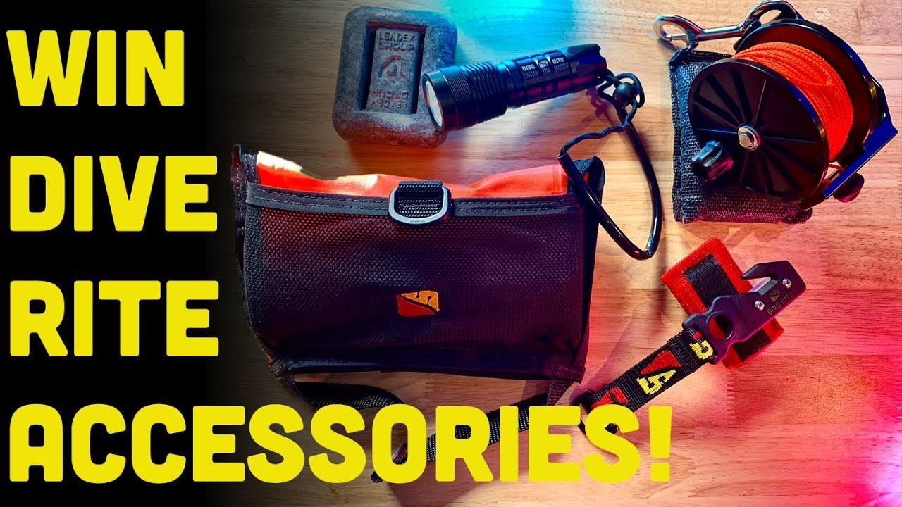 Gear Maintenance Episode 3: Accessories Sponsored by Dive Rite