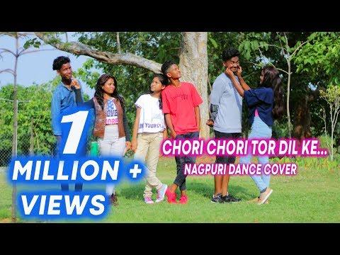 Chori Chori Tor Dil Ke Churai Lebo Guiya | New Nagpuri Dance Video 2018 | Uranium Crew
