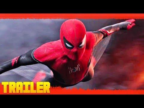 Spider-Man: Lejos de casa (2019) Marvel Tráiler Oficial Español