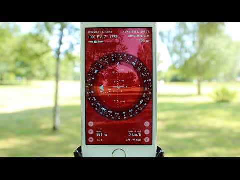 Spyglass – GPS outdoor navigation toolkit for wildlife tracking & survival (iPhone, iPad, iOS)