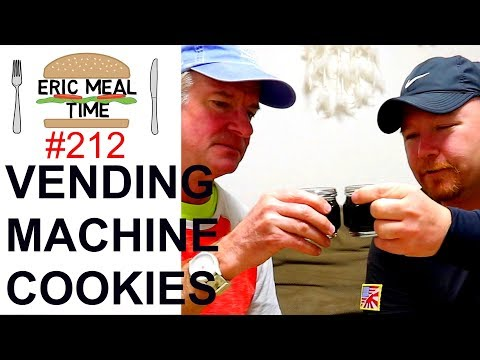 Cookies Vending Machine - Eric Meal Time #212