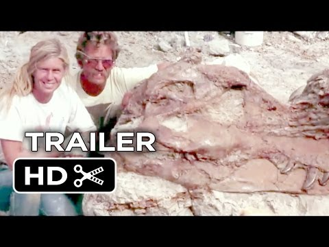 Dinosaur 13 Official Trailer (2014) - T-Rex Fossil Documentary HD