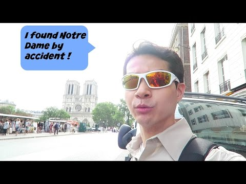 Paris France travel tips (Aug 10 2015), part 1