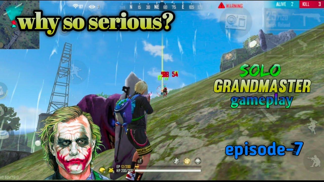 Download Road to Grandmaster season 19 | solo Grandmaster push | solo Grandmaster gameplay | episode-7
