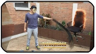 Efecto Succión Objetos Sony Vegas tutorial / Suction Objects tutorial