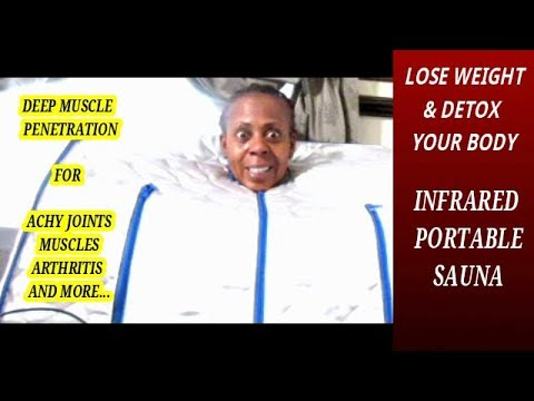 Detox Your Entire Body From The Inside Out Using An Infrared Sauna | For Weight Loss And More