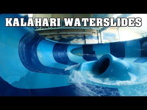 Kalahari Waterslides (4K)