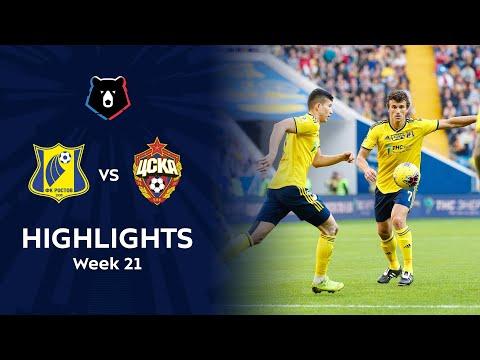 Highlights FC Rostov