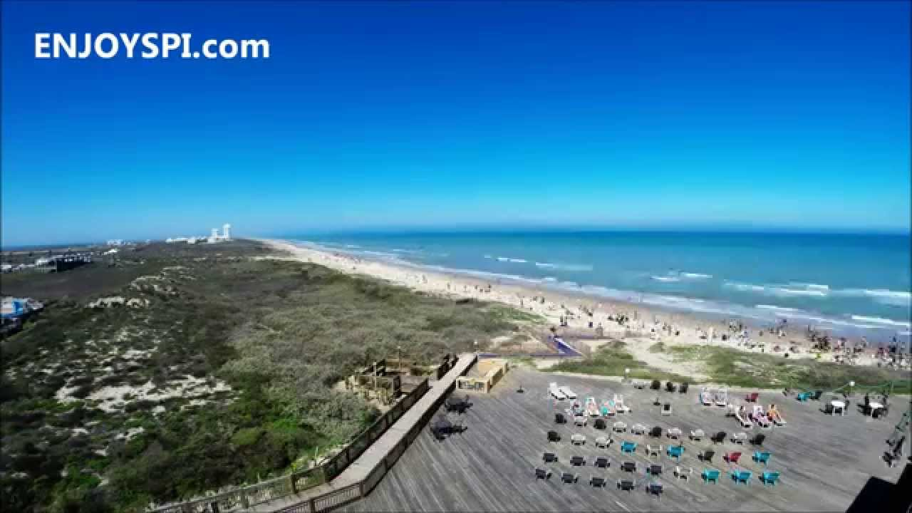 Andy Bowie Park South Padre Island Time Lapse Youtube