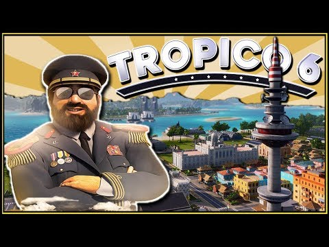 Tropico 6 - PIRATES SMUGGLING GOLDEN BOOTY! - Tropico 6 Gameplay EP 2