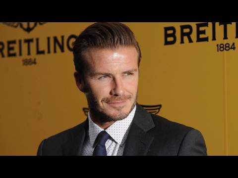 David Beckham Targeted in Email Hack, Blackmail Scandal,Allegedly | ABC News