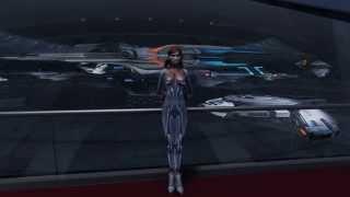 Star Trek Online - Dry Dock And Mirror Universe Guardian Cruiser