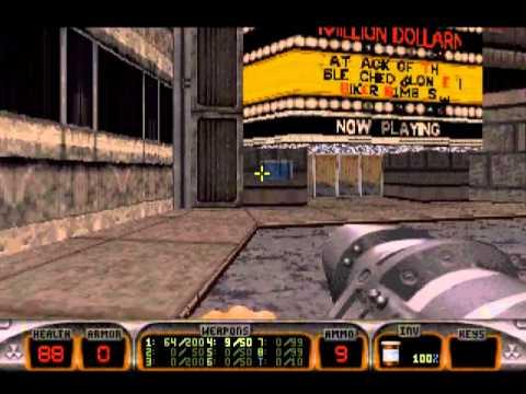 Era Game Reviews - Duke Nukem 3D PC Game Review