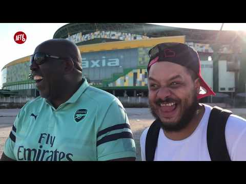 Sporting Lisbon vs Arsenal Preview  | Our First Big Test In The Europa League ft Troopz