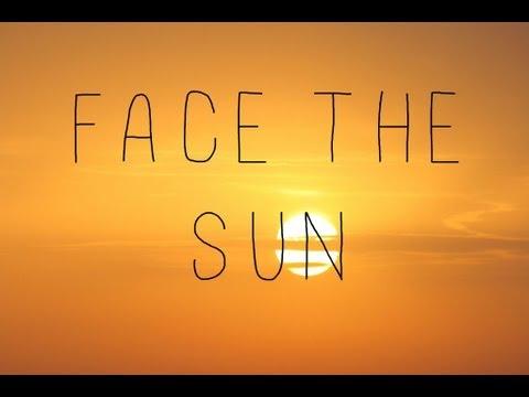 James Blunt - Face the sun (lyrics version unplugged)