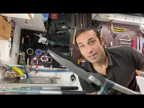 ✂️CORTARRAMAS y CORTASETOS telescópico de PARKSIDE en LIDL.No apto ✋para cortados
