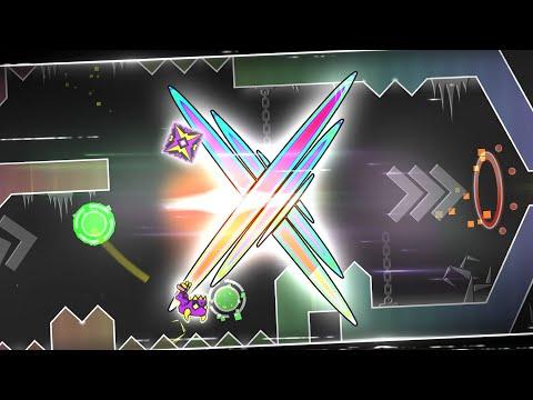 """X"" (Demon) By TriAxis | Geometry Dash 2.0"