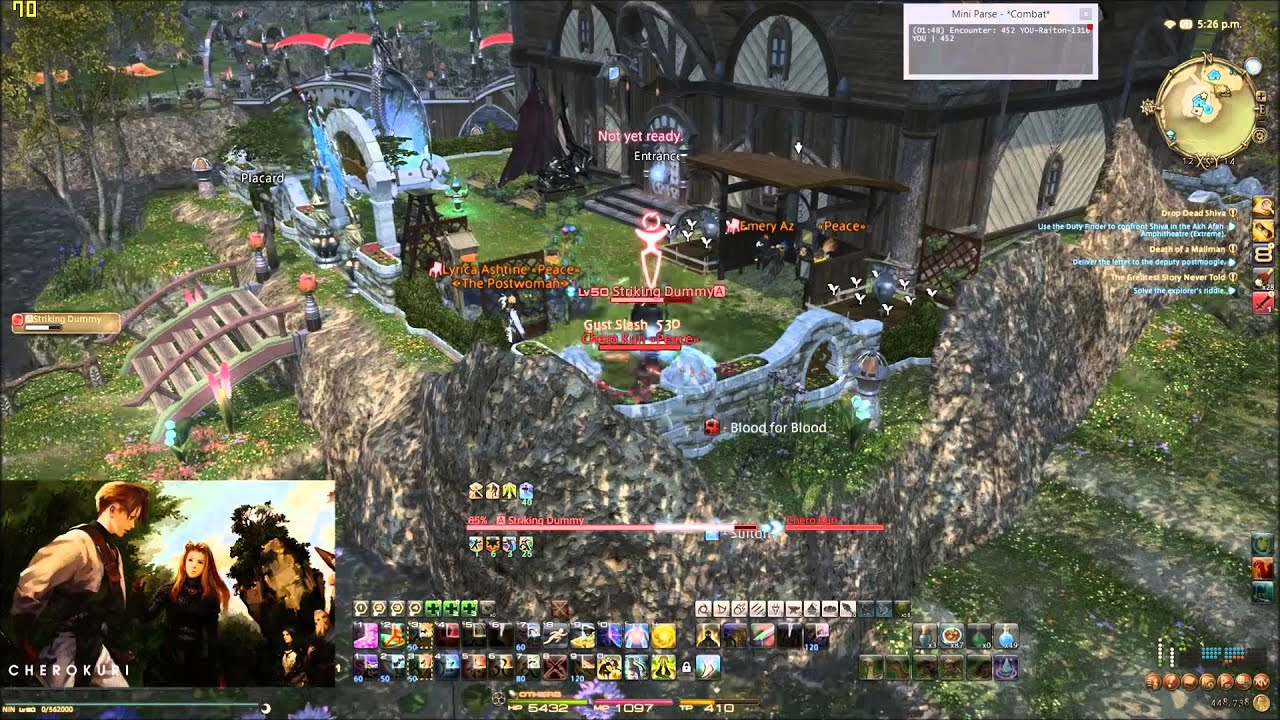 20+ Bard Rotation Ffxiv 4 0 Pictures and Ideas on Meta Networks