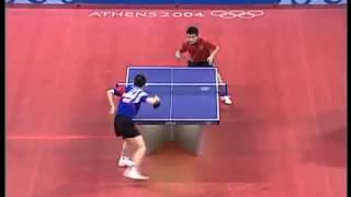 Ryu Seung Min vs Wang Hao - Olympics 2004 Final streaming