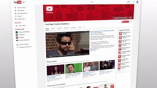 Learn the Secrets of YouTube Creators with The Creator Academy