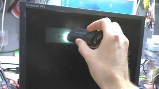 Нет изображения / Нет подсветки на мониторе Samsung 740N