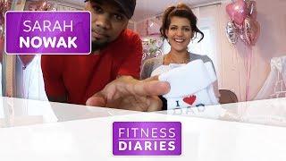 Kliniktasche für die Geburt packen | Sarah Harrison | Folge 16 | Fitness Diaries