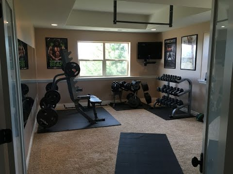 How to Setup Awesome Home Gym in BEDROOM