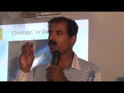 The 'God Particle' and the Origin of Universe (Malayalam) By Ravichandran C