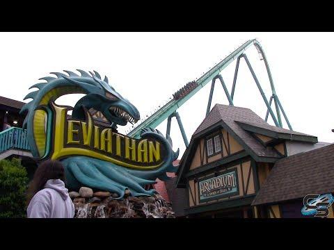 Leviathan Review Canada's Wonderland B&M Giga Coaster