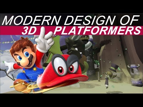 The Modern Design of 3D Platformers (ft Snoman) // HeavyEyed