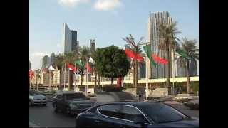Impressions of UAE: Metropolitan City of Dubai