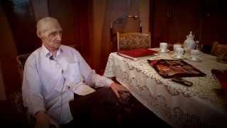 Фронтовик Дмитрий Сарычев о реалиях Великой Отечественной войны