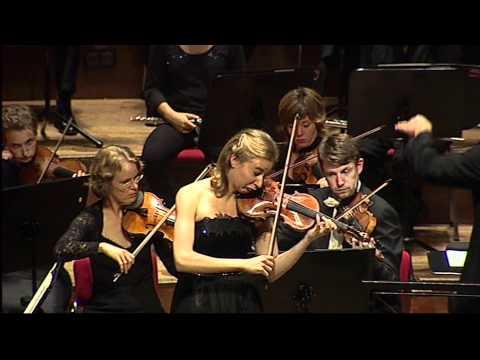 Beethoven Romance in Concertgebouw - Cecilia Bernardini