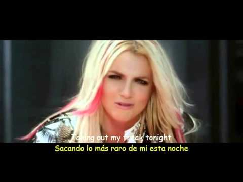 Britney Spears - I Wanna Go (Lyrics & Sub Español)