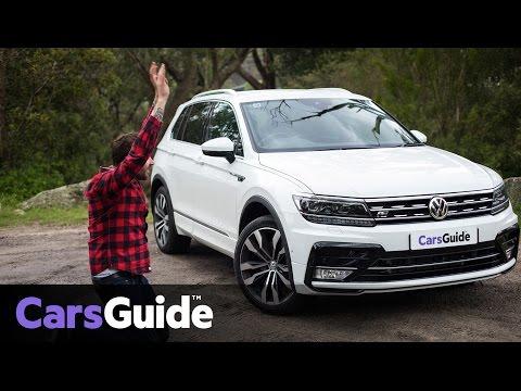 Volkswagen Tiguan 162TSI R-Line 2017 review | Top 5 reasons to buy