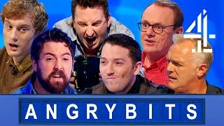 EVEN MORE Heated & Angry Moments on 8 Out of 10 Cats Does Countdown!