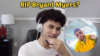 Jhay Cortez Termino a Bryant Myers? (GAME OVER) Tiraera