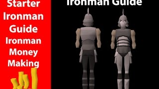 Welcome to my starter Ironman Guide for Runescape 2007 In this vide...