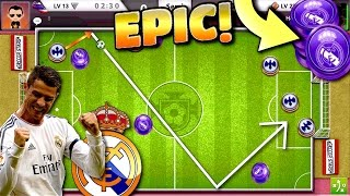 Video INSANE RONALDO GOALS IN PORTUGAL!! - Best Goals Ever!! (Real Madrid Team) Miniclip Soccer Stars download MP3, 3GP, MP4, WEBM, AVI, FLV Desember 2017