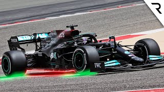 Have F1's new rules hurt Mercedes' low-rake car concept?